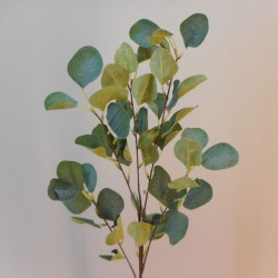 Artificial Eucalyptus Silver Dollar - EUC045