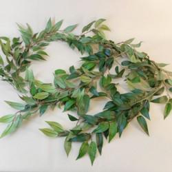 Artificial Ficus Benjamina Garland - FIC008