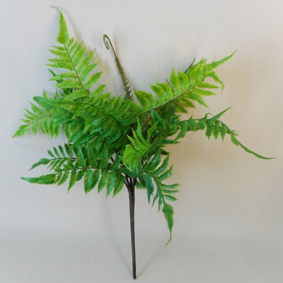 Artificial Fiddle Head Fern Plants - FER022