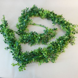 Artificial Boxwood and Buds Garlands - BOX024 EE2