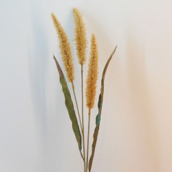 Artificial Fountain Grass Antique Gold - FOU001 F1