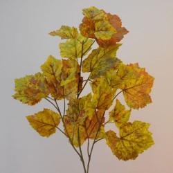 Artificial Grape Ivy Branch Green Bronze - GRA002 AA2