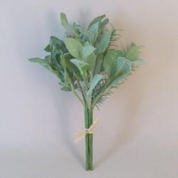 Artificial Herbs Bundle Flocked - HERBS002 H4