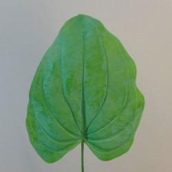 Artificial Hosta Leaf - HOS002 H4