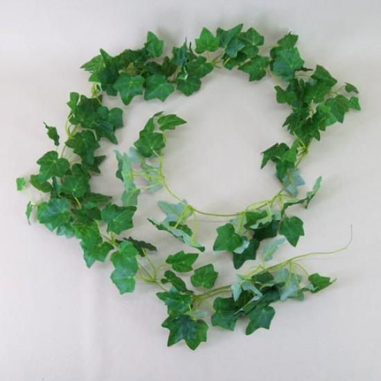 Artificial Ivy Garland Medium Leaves 180cm - IVY022