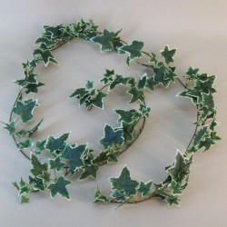 Artificial Ivy Garlands Variegated 183cm - IVY035 H2