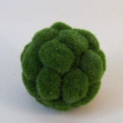 Artificial Moss Balls Small 12cm - MOS009 U1