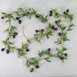Artificial Olives Garland - OL003 J2