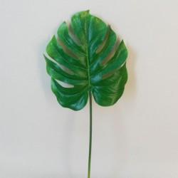 Artificial Philo Leaf on Short Stem - PHI017 J4
