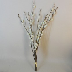 Artificial Pussy Willow Bundle 53cm - PUS008 J4