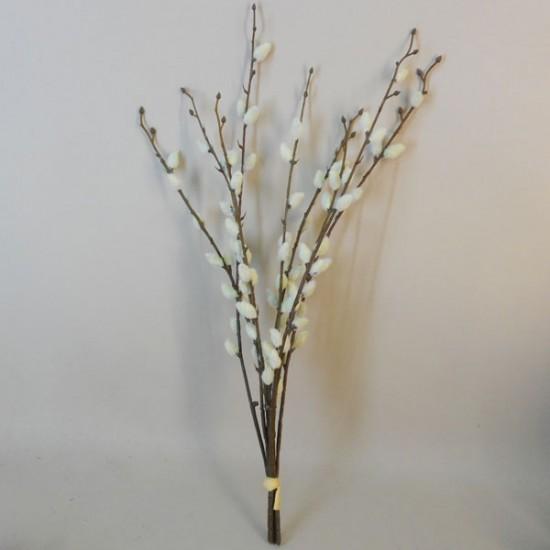 Artificial Pussy Willow Bundle 53cm - PUS008 J4