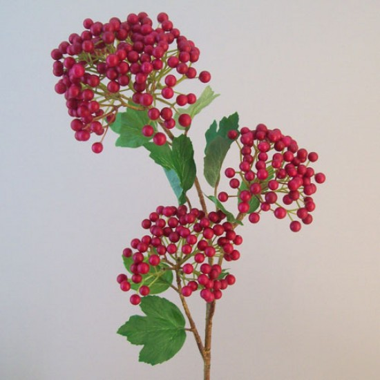 Artificial Redcurrants Stem - RED001 R1