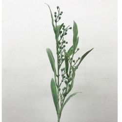 Artificial Stachys with Buds Green - STA004 J2