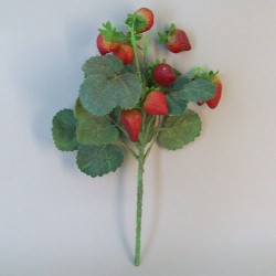 Artificial Strawberry Plants - STR002 Q3