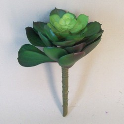 Artificial Succulent Green 12cm - SUC014 R4