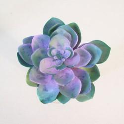 Artificial Succulent Lavender Green - SUC013