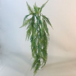 Artificial Feather Fern Trailing Plant 83cm - FER032
