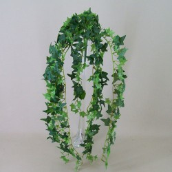 Artificial Trailing Ivy Plant with New Leaves - IVY027