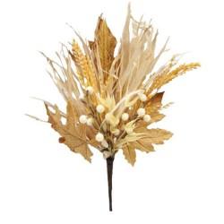 Autumn Foliage Bunch Dried and Artificial Mix 35cm - AUT009 CC2