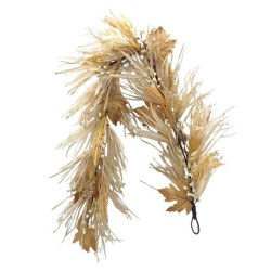 Autumn Foliage Garland Dried and Artificial Mix 150cm - AUT007 II1