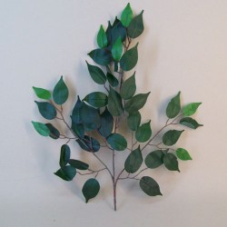 Budget Artificial Ficus Leaves - FIC006 E2