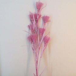 Dusky Pink Tassel Flowers - T064 R3