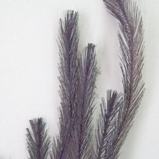 Feather Haze Brown Artificial Foliage - FH007 C2