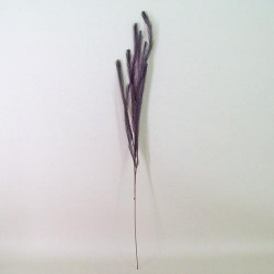 Feather Haze Brown Artificial Foliage - FH007 C2