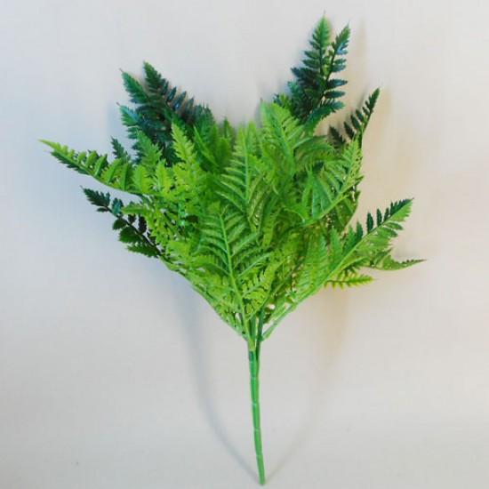 Fern Plants Two Tone Green - FER041 F2