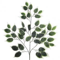 Fleur Artificial Ficus Leaves Variegated - FIC021 C2