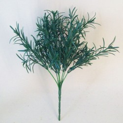 Fleur Artificial Rosemary Plant Dark Green - ROS062 M3