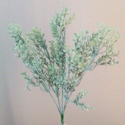 Flocked Artificial Thyme Plants 34cm - THY003 Q4