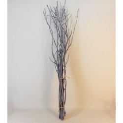 Flocked Branches Bundle Grey 120cm - TWI005