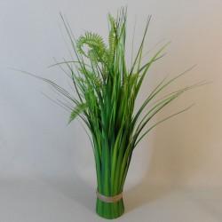 Artificial Grass Bundle with Ferns 60cm - GRA031 DD3