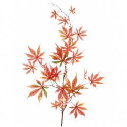 Artificial Japanese Maple Leaves Branch Autumn 100cm - MAP025 K2
