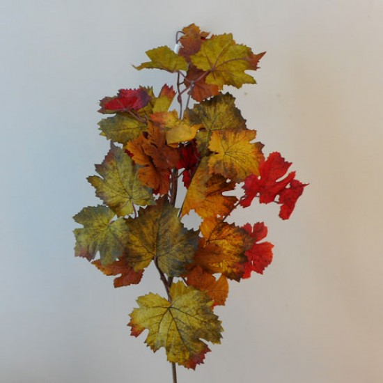 Luxury Artificial Maple Leaves Branch - MAP021 BB3