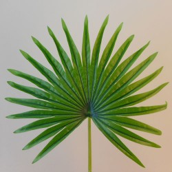 Large Artificial Fan Palm Leaf Real Touch - PM012 G3