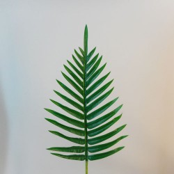 Artificial Parlour Palm Leaves Real Touch 65cm - FER037 E2