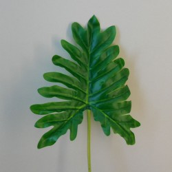 Real Touch Artificial Philodendron Leaf 51cm - PHI021 HH4