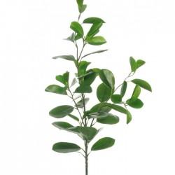 Artificial Rubber Leaf Spray - RUB001