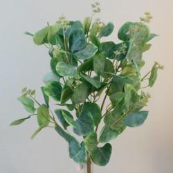Artificial Seeded Eucalyptus Bush Green - EUC061 HH4