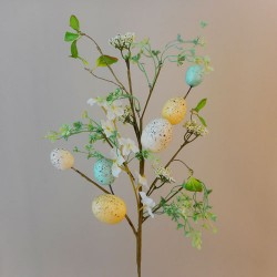 Easter Eggs and Flowers Stem - EAS010