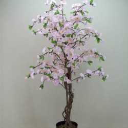4' Artificial Cherry Tree Pink - CHE002