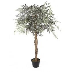 4' Standard Artificial Olive Tree - OLI004