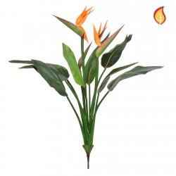 Artificial Plants | Artificial Strelitzia Birds of Paradise 103cm Fire Retardant - BIR019