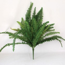 Artificial Boston Fern Plant 48 Leaves 100cm - BOS005 B3