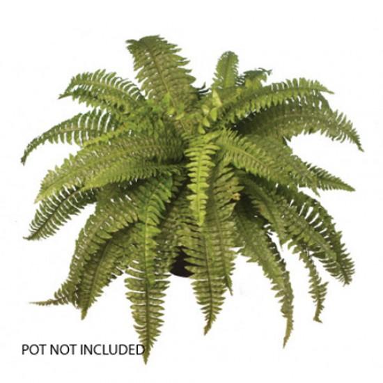Artificial Boston Fern Plant 48 Leaves 100cm - BOS005 B3