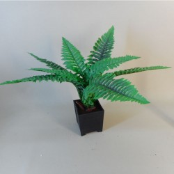 Potted Artificial Boston Fern - BOS006