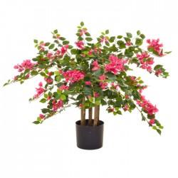 Artificial Bougainvillea Tree Pink 90cm - B023