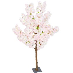 Artificial Cherry Trees Pink Blossom 140cm - CHE010
